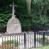 Das Grab der Familie Farina.