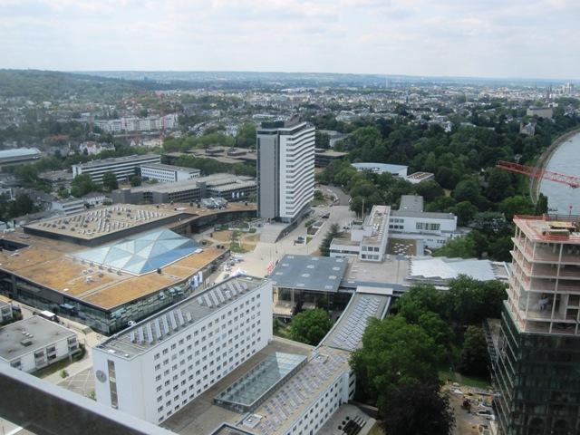 Der UN-Campus in Bonn